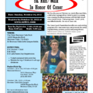 Connor Lynch Memorial 5K Run/Walk